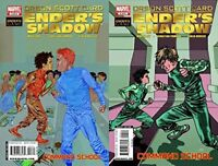 Enders Shadow Command School #3-4 (2009-2010) Marvel Comics - 2 Comics