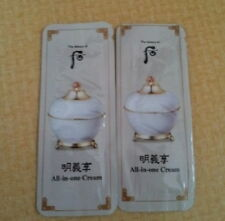 [The History of Whoo] Myunguihyang All-in-one Cream Wrinkle-care 40ml(1ml*40ea)