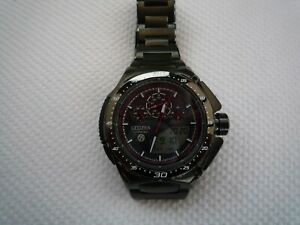 Citizen Promaster SST Toyota 86 JW0104-51E. Unused. Box and papers.