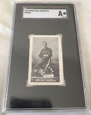 1897 Circus Girl Cigarettes Oldest 1800's Soccer Card Cohen Weenen Arsenal