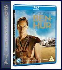 BEN HUR - Charlton Heston - *BRAND NEW BLU-RAY***