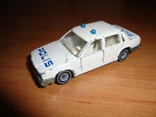 Siku Polis Volvo Sweden Werbe