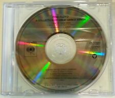 A COLLECTION OF GREAT DANCE SONGS by PINK FLOYD (CD, 1981 - Columbia - USA) Good