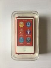 Apple iPod nano 7th Generation Red (16GB) SEALED IN BOX