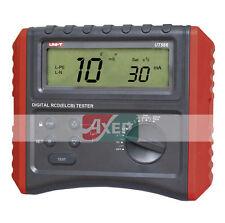 Digital RCD (ELCB) Tester Meter Uni-T UT586 1000mA 60V~400V(50~60Hz)