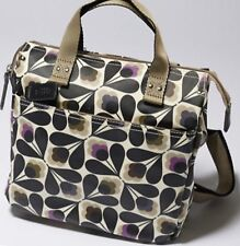 f7442aaaff0b New listingOrla Kiely matte laminated backpack Sycamore Seed print. RRP  £164.00