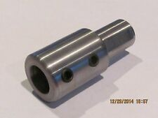 "SHAFT Step Down  Coupling  7/8""  Bore X  3/4"" Shaft   Steel  (3/16"" keys)  1 Pc"