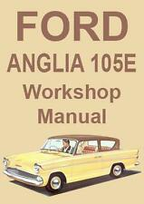 ford workshop manual for sale ebay