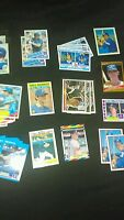 Dale Murphy Atlanta Braves Baseball card lot (31)