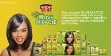 African Pride Olive Huile Formule Miracle Cheveux Soin Produits