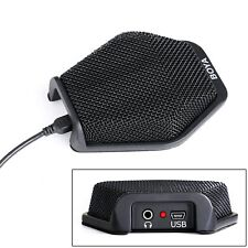 BOYA BY-MC2 Portable USB Condenser Conference Microphone Durable for Speech