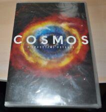 Cosmos A Spacetime Odyssey 4 DVD set Region 1 NTSC English Audio