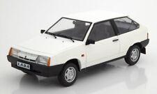 Lada Samara 1984 White 1:18 Model KK SCALE