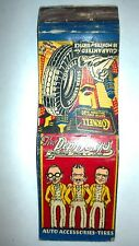"""RARE OLD Vintage """"The PEP BOYS-Auto Accessories,Tires."""". matchbook.MADE IN USA"""