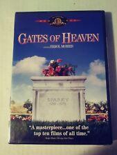Gates Of Heaven New DVD