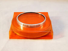 #81E Harrison Drop in Filter (85 C Type F)Size VI (No. 3) w/Case~ Leica, Others