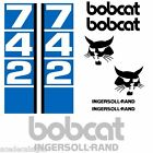 Bobcat 742 DECALS Stickers Skid Steer loader New Repro decal Kit