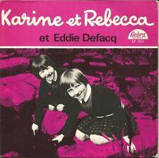 KARINE & REBECCA & EDDIE DEFACQ-LE MATIN + A MOSCOU + QUAND LES POULES AURONT