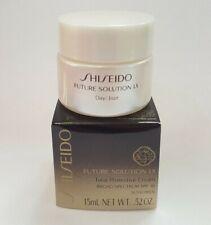 Shiseido Future Solution LX Total Protective Cream SPF 18 15mL Deluxe Sample