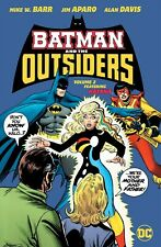 BATMAN AND THE OUTSIDERS VOL #2 HARDCOVER Collects #13-23 & Annual #1 HC