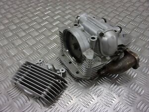 Yamaha XV 535 Virago 1997 complete front cylinder head 1996 > 2004 WB