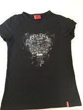 T Shirt Levi's noir Enfant T 8/10 Ans en parfait etat