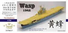 Five Star 1/700 700117 USS CV-7 Wasp 1942 Upgrade Parts For Aoshima