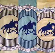 WOMENS/Girls S-M-L-XL ~ HORSE T-SHIRT~  EQUESTRIAN JUMPING RIDING T-SHIRT -NEW