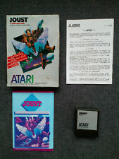 Joust Atari / version all Atari computers 2600.XL....
