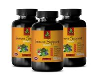 blood pressure and heart rate - IMMUNE SUPPORT COMPLEX - support the heart 3BOTT