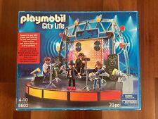 Playmobil City Life 5602 Pop Stars Stage