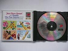 Jean-Pierre Rampal plays Vivaldi 4 Seasons for Flute Sony 53105 CD