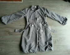 Trench coat gris 3 SUISSES 38/40 neuf!
