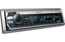 Kenwood KMR-D768BT Marine CD/MP3/WMA Player Bluetooth SiriusXM Radio Ready New