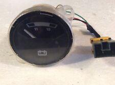 Bentley Turbo R / RL , Brooklands battery charge gauge.
