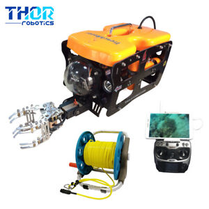 ThorRobotics ROV Underwater Drone 4K View FPV With Mechanical Arm Lite KIT DIY