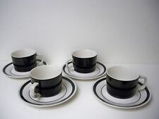MIKASA MEDITERRANIA D2700 CUPS AND SAUCERS