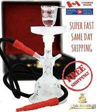Al Fakher Glass Hookah/Shisha