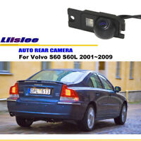 Car Rear View  Reverse Camera Backup Parking Camera For Volvo S60 S60L 2001~2009