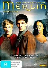 The ADVENTURES OF MERLIN Season 4 : NEW DVD