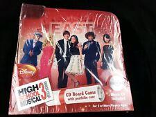 Disney High School Musical 3 Senior Year CD Board game Music CD Red Case New