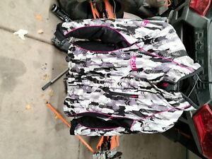 FXR SIZE 6 womens snowmobile jacket