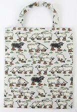 Tapestry Eco Tote Carry Bag Sheep Design Signare