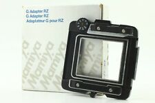 [ UNUSED IN BOX ] Mamiya RZ67 G Adapter for RZ67 Pro ll llD From JAPAN #694