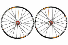 "Mavic CrossMax SLR MOuntain Bike Wheel Set 26"" Alloy Tubeless Shimano 11 Speed"