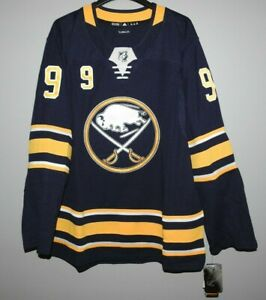 Authentic Adidas NHL Buffalo Sabres #9 Hockey Jersey New Mens Size 50 (M) $225