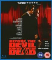 Before The Diavolo Knows Voi ' Re Dead Blu-Ray Nuovo (EBR5084)