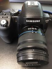 Samsung NX NX30 20.3MP Digital SLR Camera - Black (Body Only)