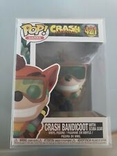 Crash Bandicoot With Scuba Gear funko pop #421