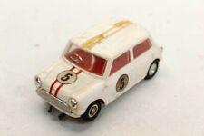 AIRFIX MINI VINTAGE SLOT CAR W/ STEERING WHEELS 1/32 RUNNER KIT BUILT P10